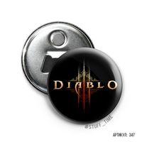 "Открывалка-магнит ""Diablo"" (арт. 347)"