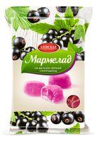 """Мармелад """"Со вкусом черной смородины"""" (300 г)"""
