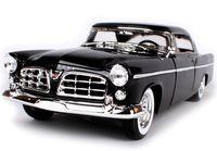 """Модель машины """"Chrysler 300 B"""" (масштаб: 1/18)"""
