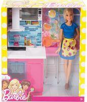 """Игровой набор """"Барби. Кухня"""""""