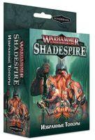 Warhammer Underworlds. Shadespire. Избранные Топоры (дополнение; 110-06-21)