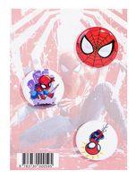 """Набор значков маленьких """"Человек-паук"""""""