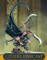 "Миниатюра ""Warhammer FB. Finecast: Skaven Deathmaster Snikch"" (90-62)"