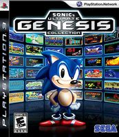 Sonic`s Ultimate Genesis Collection (PS3)