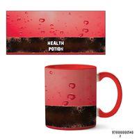 """Кружка """"Health potion"""" (540, красная)"""