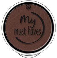 """Моно тени для век """"My must haves"""" (тон: 04, brownielicious)"""