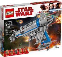 "LEGO Star Wars ""Бомбардировщик Сопротивления"""