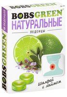 "Леденцы ""Bobsgreen"" (32 г; шалфей с лаймом)"