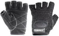 Перчатки для фитнеса (M; чёрные; арт. PL6045M)