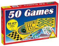 """Набор настольных игр """"50 игр"""""""
