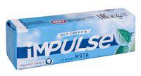 """Жевательная резинка """"Impulse. Мята"""" (14 г)"""