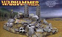"Ландшафт ""Warhammer Scenery: Temple of Skulls"" (64-21)"
