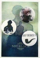 "Набор значков ""Шерлок"" (376)"