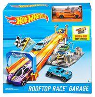 """Игровой набор """"Hot Wheels. Гонка на крыше"""" (арт. DRB29)"""