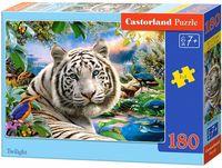 "Пазл ""Белый тигр"" (180 элементов)"