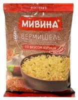 """Вермишель быстрого приготовления """"Мивина. Со вкусом курицы, острая"""" (50 г)"""
