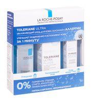 """Подарочный набор """"Toleriane Ultra"""" (мицеллярная вода, эмульсия для лица, крем для кожи вокруг глаз)"""