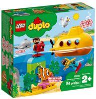 "LEGO Duplo ""Путешествие субмарины"""