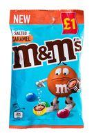 """Драже """"M&M's. Солёная карамель"""" (80 г)"""