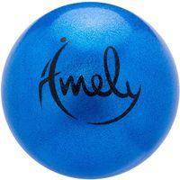 Мяч для художественной гимнастики AGB-203 (15 см; синий)