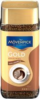 """Кофе растворимый """"Movenpick. Gold Original"""" (200 г)"""