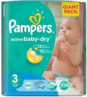 "���������� ""Pampers Active Baby Midi"" (4-9 ��, 96 ��., ���. 8526)"
