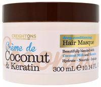 """Маска для волос """"С кокосовым кремом и кератином"""" (300 мл)"""