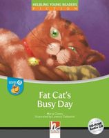 Fat Cat`s Busy Day. Level D (+ CD)