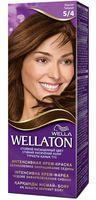 """Крем-краска для волос """"Wellaton. Интенсивная"""" (тон: 5/4, каштан)"""