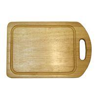 Доска разделочная деревянная (205х305х15 мм; арт. 9/728)