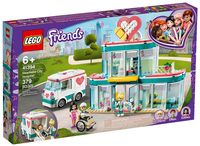 "LEGO Friends ""Городская больница Хартлейк Сити"""