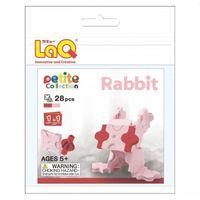 """Конструктор """"LaQ. Rabbit"""" (28 деталей)"""