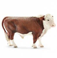 """Фигурка """"Херефордский бык"""" (7,5 см)"""