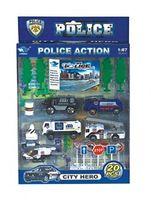 """Игровой набор """"Полиция"""" (арт. И-4673)"""
