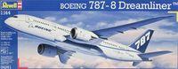 "Сборная модель ""Пассажирский самолет Boeing 787-8 Dreamliner"" (масштаб: 1/144)"