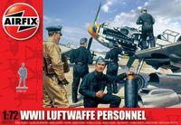 "Набор миниатюр ""Персонал Люфтваффе"" (масштаб: 1/72)"