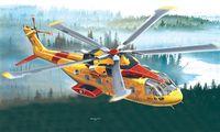 "Вертолет ""EH-101 Cormorant"" (масштаб: 1/72)"
