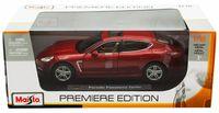 "Модель машины ""Porsche Panamera Turbo"" (масштаб: 1/18)"