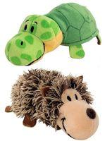 """Мягкая игрушка """"Вывернушка. Еж-черепаха"""" (12 см)"""