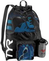 "Рюкзак ""Big Mesh Mummy Backpack"" (40 л; чёрный)"