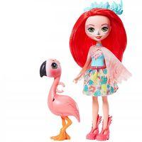 "Кукла ""Enchantimals. Фламинго"" (арт. GTM34)"
