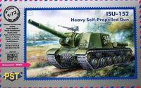 САУ ИСУ-152 (Масштаб: 1/72)
