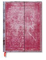"""Записная книжка Paperblanks """"Джейн Остин. Убеждение"""" в линейку (формат: 180*230 мм, ультра)"""