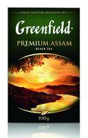 """Чай черный листовой """"Greenfield. Premium Assam"""" (100 г)"""