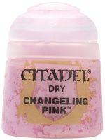 "Краска акриловая ""Citadel Dry"" (changeling pink; 12 мл)"