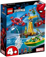 """LEGO Super Heroes """"Человек-паук: похищение бриллиантов Доктором Осьминогом"""""""