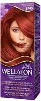 """Крем-краска для волос """"Wellaton. Интенсивная"""" (тон: 8/45, красный колорадо)"""