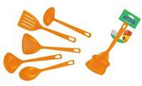 Набор кухонных инструментов пластмассовых термостойких (5 предметов; арт. 25099404)