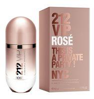 "Парфюмерная вода для женщин Carolina Herrera ""212 VIP Rose"" (50 мл)"