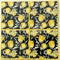 """Подставка под горячее """"Лимоны"""" (арт. 41001/1)"""